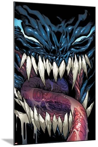 Superior Spider-Man #24 Cover: Venom-Humberto Ramos-Mounted Art Print