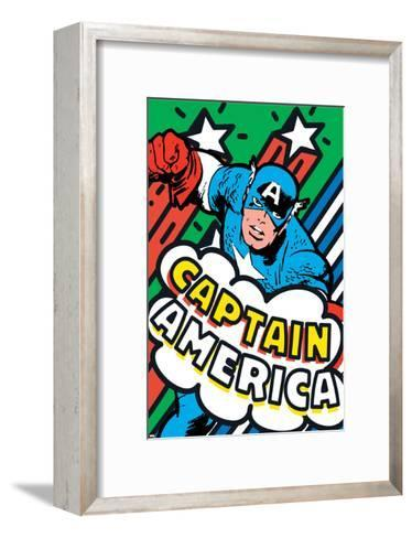 Marvel Comics - New Retro--Framed Art Print
