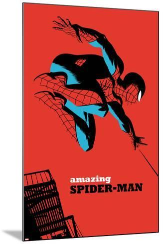 The Amazing Spider-Man No.7 Cover-Michael Cho-Mounted Art Print