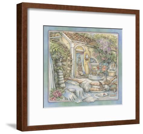 Mill House-Kim Jacobs-Framed Art Print