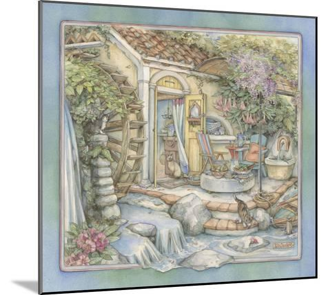 Mill House-Kim Jacobs-Mounted Giclee Print