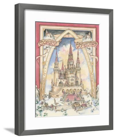 Christmas Ball-Kim Jacobs-Framed Art Print
