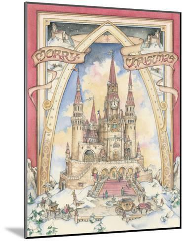 Christmas Ball-Kim Jacobs-Mounted Giclee Print