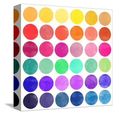 Colourplay 6-Garima Dhawan-Stretched Canvas Print