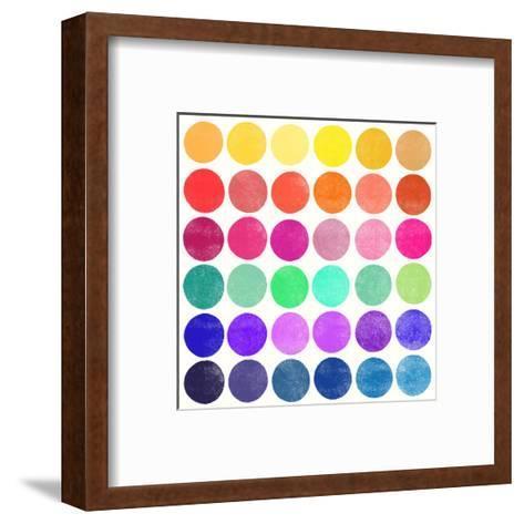 Colourplay 6-Garima Dhawan-Framed Art Print