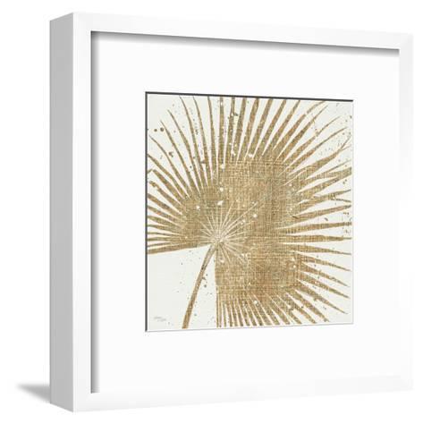 Gold Leaves II-Jim Wellington-Framed Art Print