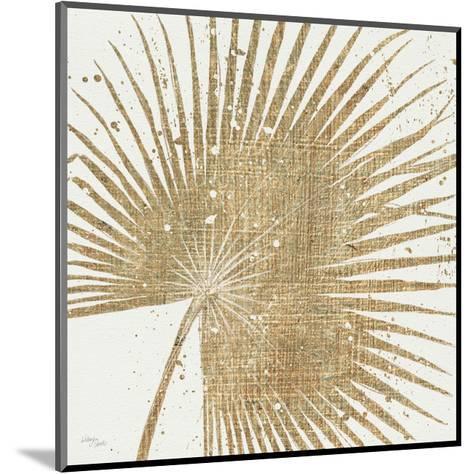 Gold Leaves II-Jim Wellington-Mounted Art Print