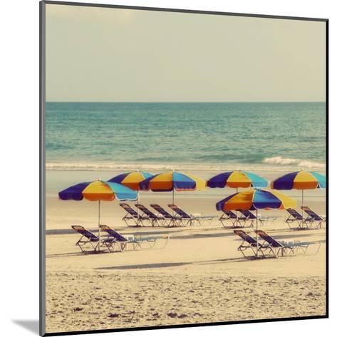 Beach Trip I-Gail Peck-Mounted Art Print