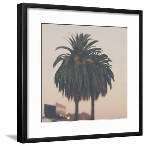 Los Angeles-Laura Evans-Framed Art Print