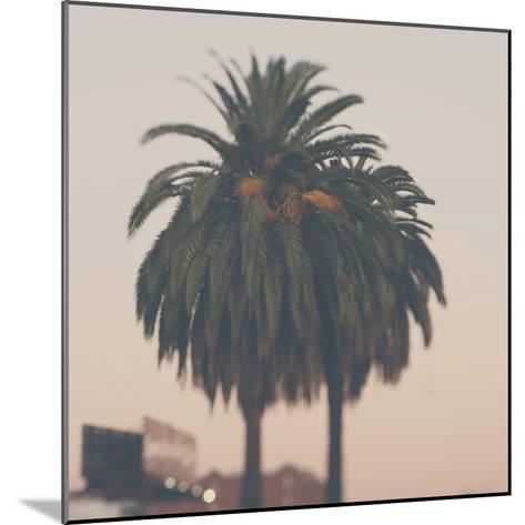 Los Angeles-Laura Evans-Mounted Art Print