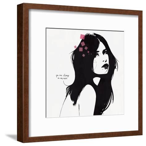 You Are Always-Manuel Rebollo-Framed Art Print