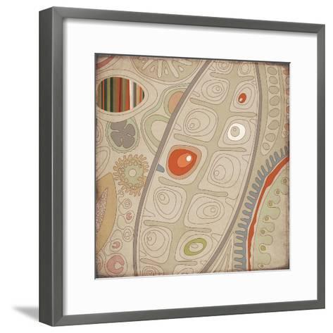 Selvática, Semilla-Bel?n Mena-Framed Art Print