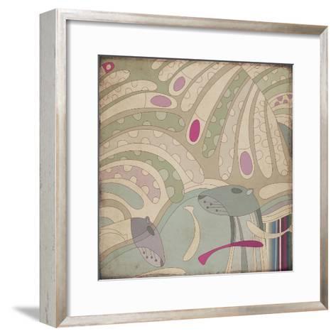 Selvática, Nutria-Bel?n Mena-Framed Art Print