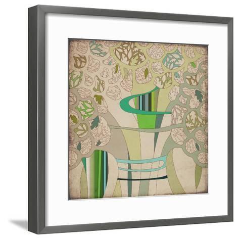 Selvática, Árbol-Bel?n Mena-Framed Art Print