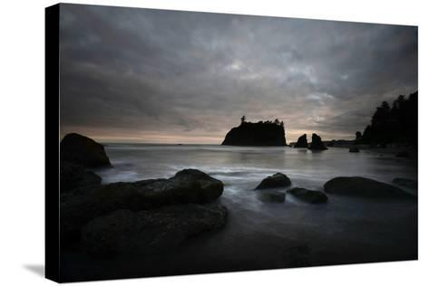 Ruby Beach in the Olympic National Park, Washington-Raul Touzon-Stretched Canvas Print