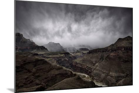 The Central Grand Canyon-Peter Mcbride-Mounted Photographic Print