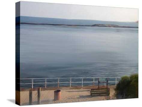 Inlet View-Sarah Butcher-Stretched Canvas Print