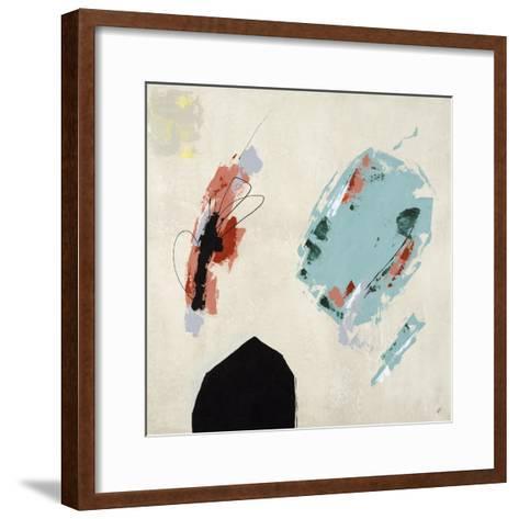 Subtle Encounter II-Brent Abe-Framed Art Print