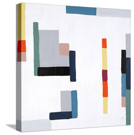 Jigsaw Piece II-Brent Abe-Stretched Canvas Print