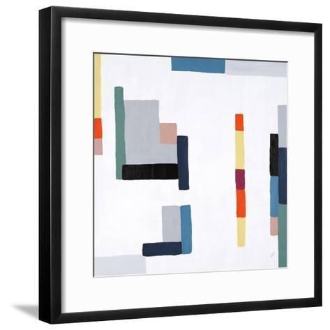 Jigsaw Piece II-Brent Abe-Framed Art Print