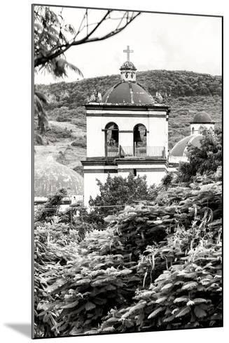 ?Viva Mexico! B&W Collection - Mexican Church II-Philippe Hugonnard-Mounted Photographic Print