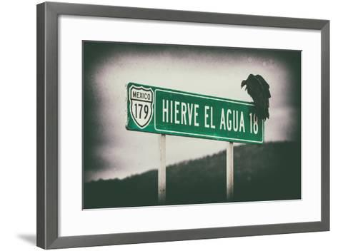 ¡Viva Mexico! Collection - Vulture II-Philippe Hugonnard-Framed Art Print