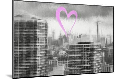 Luv Collection - New York City - One World Trade Center-Philippe Hugonnard-Mounted Giclee Print