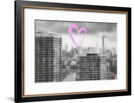 Luv Collection - New York City - One World Trade Center-Philippe Hugonnard-Framed Art Print