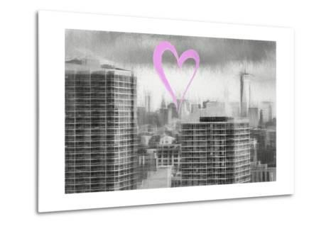 Luv Collection - New York City - One World Trade Center-Philippe Hugonnard-Metal Print