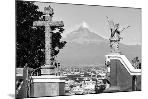?Viva Mexico! Collection - Popocatepetl Volcano in Puebla V-Philippe Hugonnard-Mounted Photographic Print