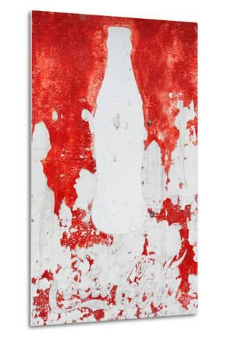 ¡Viva Mexico! Collection - Red Coke-Philippe Hugonnard-Metal Print