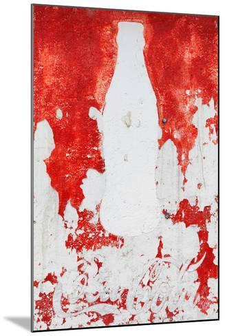 ¡Viva Mexico! Collection - Red Coke-Philippe Hugonnard-Mounted Photographic Print