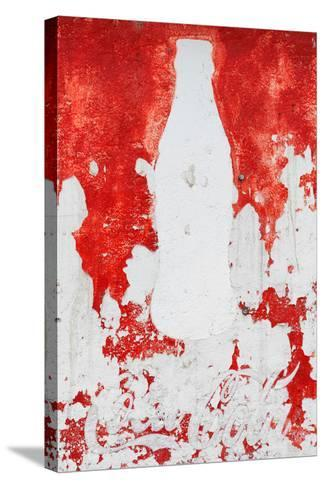 ¡Viva Mexico! Collection - Red Coke-Philippe Hugonnard-Stretched Canvas Print