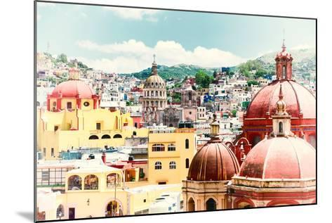 ?Viva Mexico! Collection - Guanajuato Architecture II-Philippe Hugonnard-Mounted Photographic Print