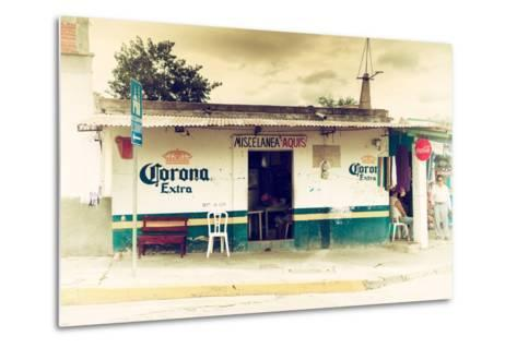 ?Viva Mexico! Collection - Traditional Store-Philippe Hugonnard-Metal Print