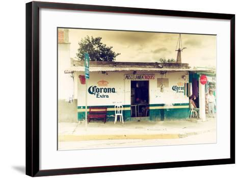?Viva Mexico! Collection - Traditional Store-Philippe Hugonnard-Framed Art Print