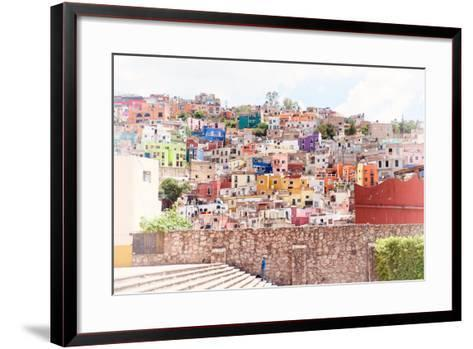 ?Viva Mexico! Collection - Architecture Guanajuato II-Philippe Hugonnard-Framed Art Print