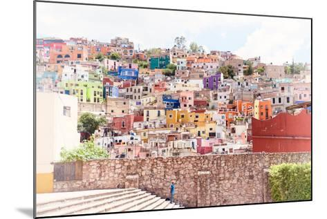 ?Viva Mexico! Collection - Architecture Guanajuato II-Philippe Hugonnard-Mounted Photographic Print