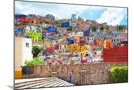?Viva Mexico! Collection - Architecture Guanajuato-Philippe Hugonnard-Mounted Photographic Print