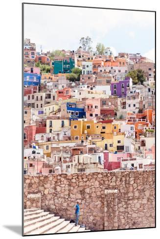 ¡Viva Mexico! Collection - Architecture Guanajuato IV-Philippe Hugonnard-Mounted Photographic Print