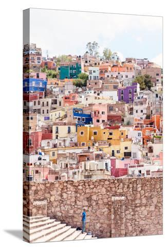 ¡Viva Mexico! Collection - Architecture Guanajuato IV-Philippe Hugonnard-Stretched Canvas Print