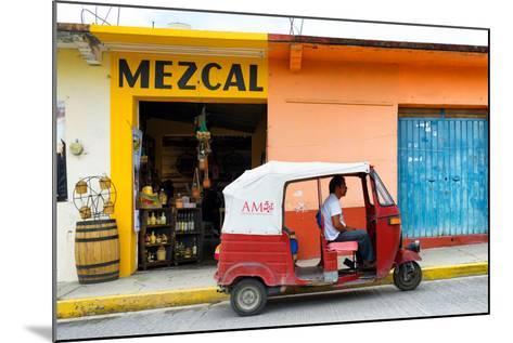 ?Viva Mexico! Collection - Mezcal Tuk Tuk-Philippe Hugonnard-Mounted Photographic Print