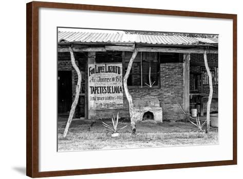 ?Viva Mexico! B&W Collection - Mexican Crafts III-Philippe Hugonnard-Framed Art Print