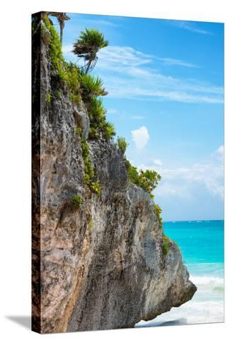 ¡Viva Mexico! Collection - Rock in the Caribbean IV-Philippe Hugonnard-Stretched Canvas Print