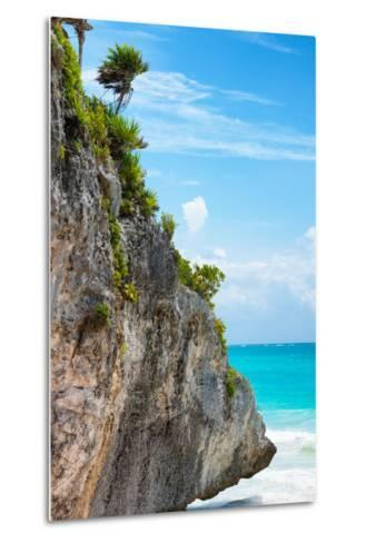 ¡Viva Mexico! Collection - Rock in the Caribbean IV-Philippe Hugonnard-Metal Print