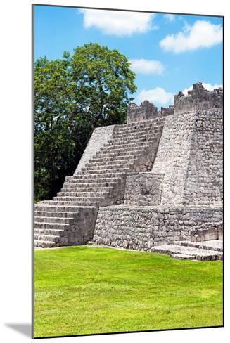 ?Viva Mexico! Collection - Maya Archaeological Site III - Edzna Campeche-Philippe Hugonnard-Mounted Photographic Print