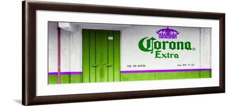 ¡Viva Mexico! Panoramic Collection - Extra Lime-Philippe Hugonnard-Framed Art Print