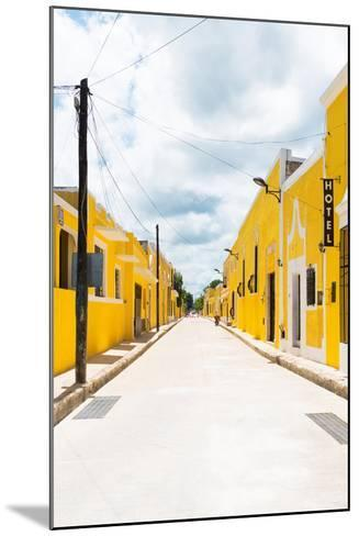 ?Viva Mexico! Collection - The Yellow City II - Izamal-Philippe Hugonnard-Mounted Photographic Print
