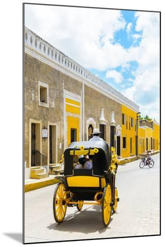 ¡Viva Mexico! Collection - The Yellow City VIII - Izamal-Philippe Hugonnard-Mounted Photographic Print