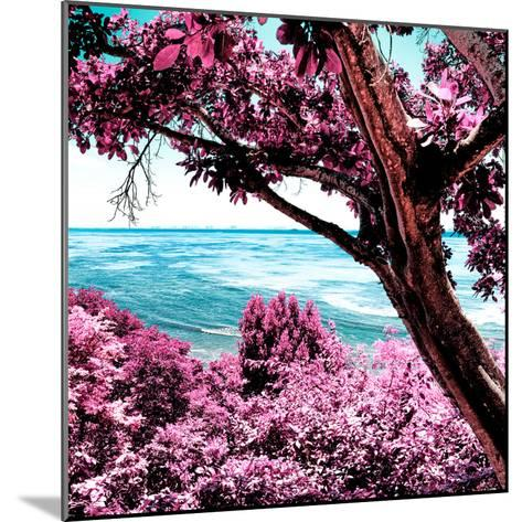 ¡Viva Mexico! Square Collection - Isla Mujeres View III-Philippe Hugonnard-Mounted Photographic Print